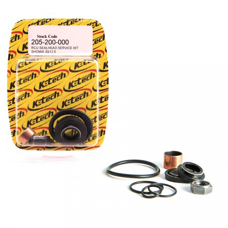K-Tech RCU SEALHEAD SERVICE KIT WP 50/18 X-RING
