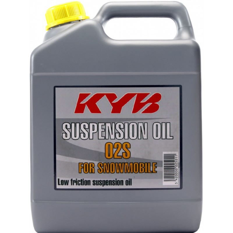 KYB snowmobile oil O2S 5L