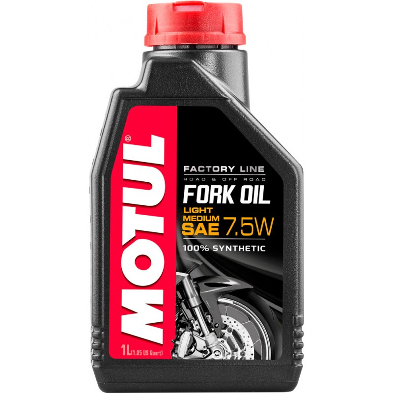 Motul Fork Oil FL Light/Medium 1 L Viskosität: 7,5W