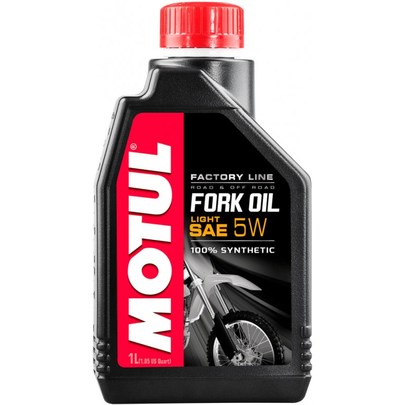 Motul Fork Oil FL Light 1 L Viskosität: 5W