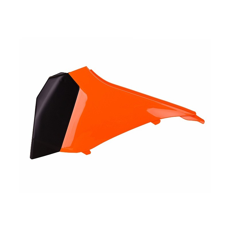 Polisport Airbox Abdeckung orange