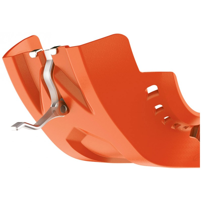 Polisport Motorschutz Fortress orange