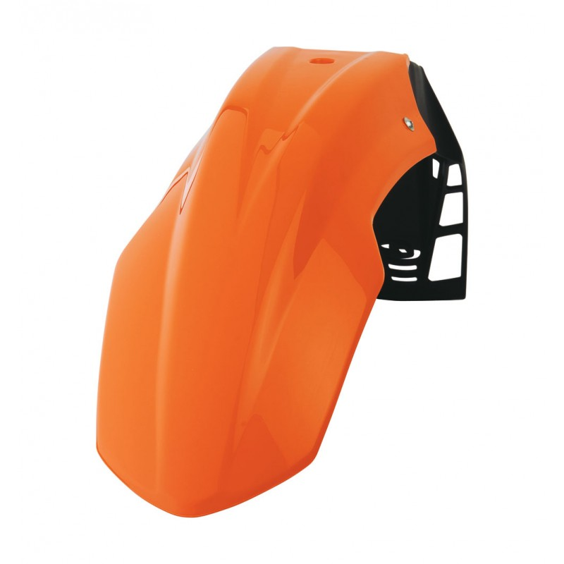 Polisport Vorderradkotflügel Freeflow orange