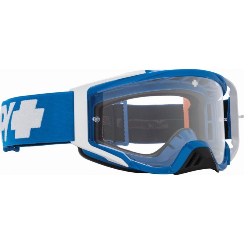 SPY OPTIC Brille Found.Plus Checkers blue HD clear
