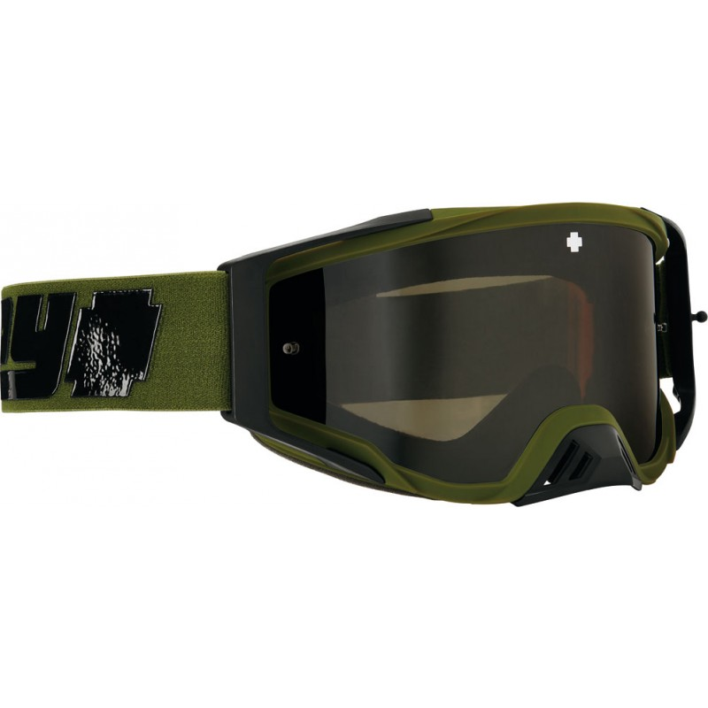 SPY OPTIC Brille Found.Plus Olive-HD smoke/black spectra