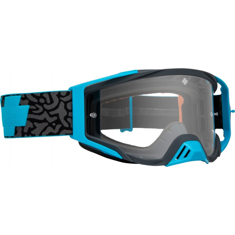 SPY OPTIC Brille Foundation Maze Blue HD klar AFP