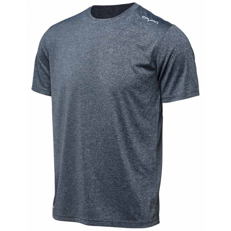 Seven Shirt Elevate heather grey