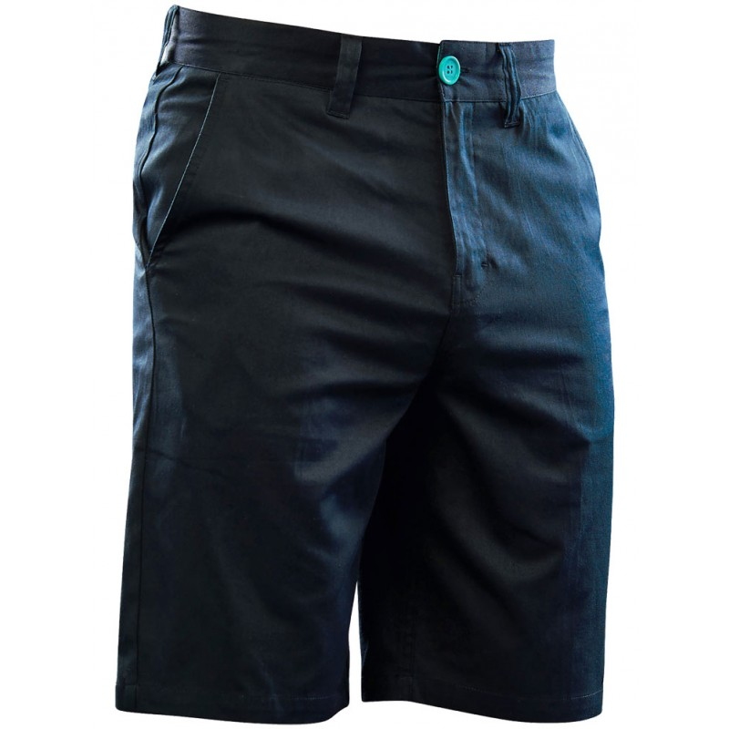 Seven Short Chino black