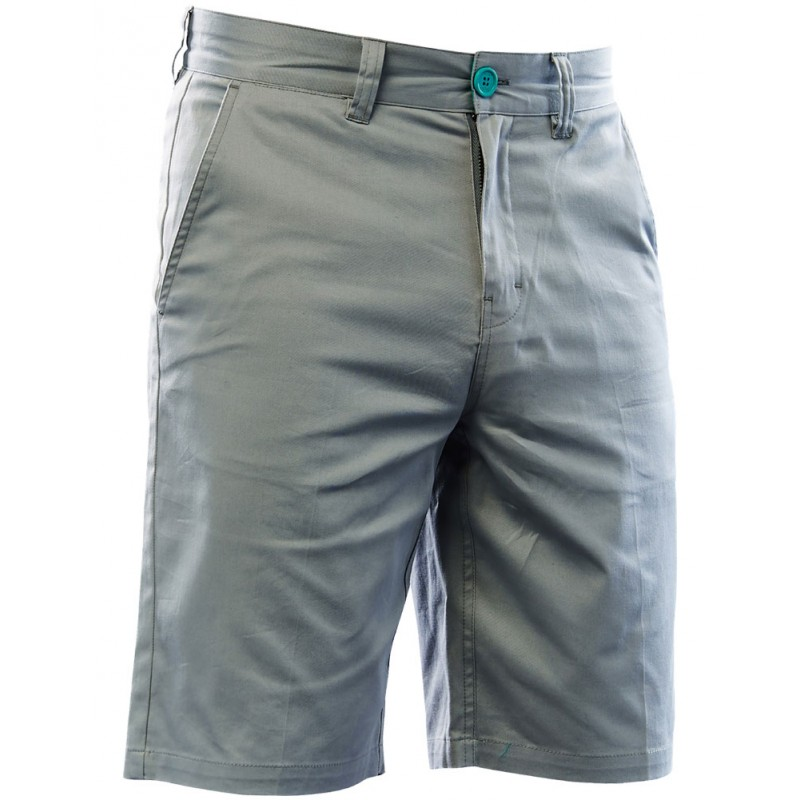 Seven Short Chino grey
