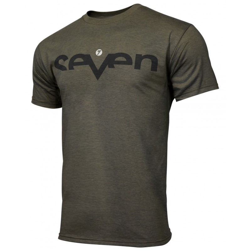 Seven T-Shirt Brand 2.0 army-heather