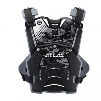 Atlas Brace Brustschutz Defender Digital Stealth schwarz