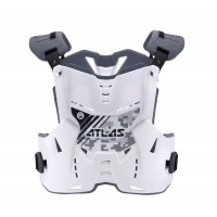 Atlas Brace Brustschutz Defender Junior Arcitc weiß