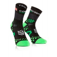Compressport Racing Socks V2 schwarz