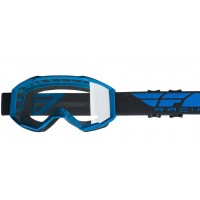 Fly Racing Brille Focus blau