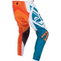 Fly Racing Evolution 2.0 Hose orange-teal
