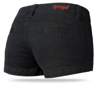 Fly Racing Short MX-Quisite Lady schwarz