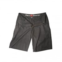 Fly Racing Short Mulligan II schwarz