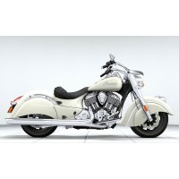 INDIAN Chief Classic Pearl White