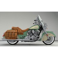 INDIAN Chief Vintage Willow Green/Ivory Cream