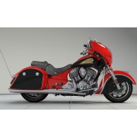 INDIAN Chieftain Wildfire Red/Thunder Black