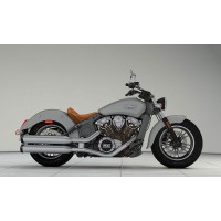 INDIAN Scout Silver Smoke