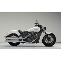 INDIAN Scout Sixty Pearl White