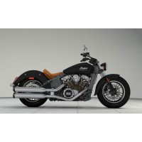 INDIAN Scout Thunder Black