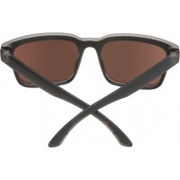 SPY OPTIC Sonnenbrille Helm 2 matte black ice happy bronze