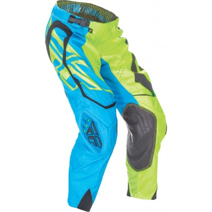 Fly Racing Evolution 2.0 Hose Switchback blau-neon