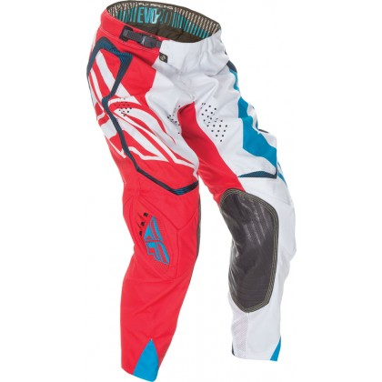 Fly Racing Evolution 2.0 Hose Switchback rot-weiß-blau