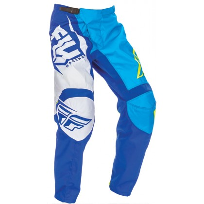 Fly Racing F-16 Hose blau-hi-vis