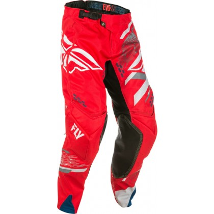 Fly Racing Hose Evolution 2.0 rot-grau-weiß