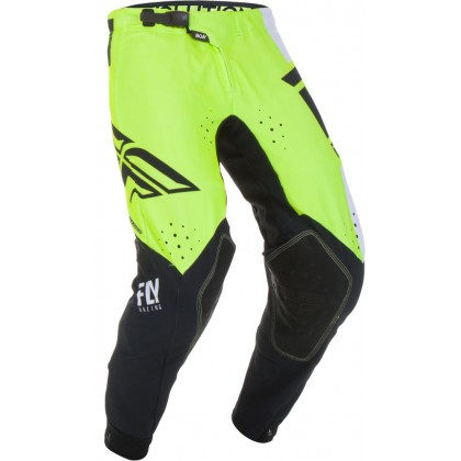 Fly Racing Hose Evolution DST hi-vis-schwarz-weiß