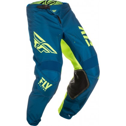 Fly Racing Hose Kinetic Shield navy-hi-vis