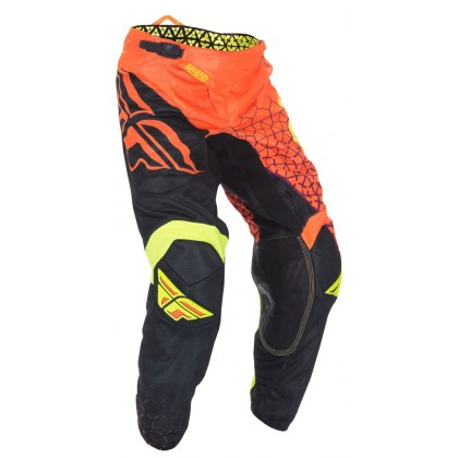 Fly Racing Kinetic Mesh Hose Trifecta orange-schwarz