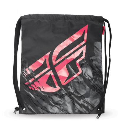 Fly Racing Tasche Quick Draw schwarz-rot