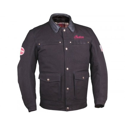 Indian Jacke Legend schwarz