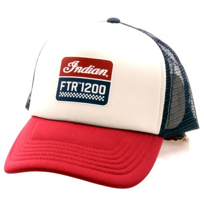 Indian Mens FTR1200 Trucker Hat