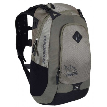 USWE Sports Explorer 26 mud-grün 26 Liter
