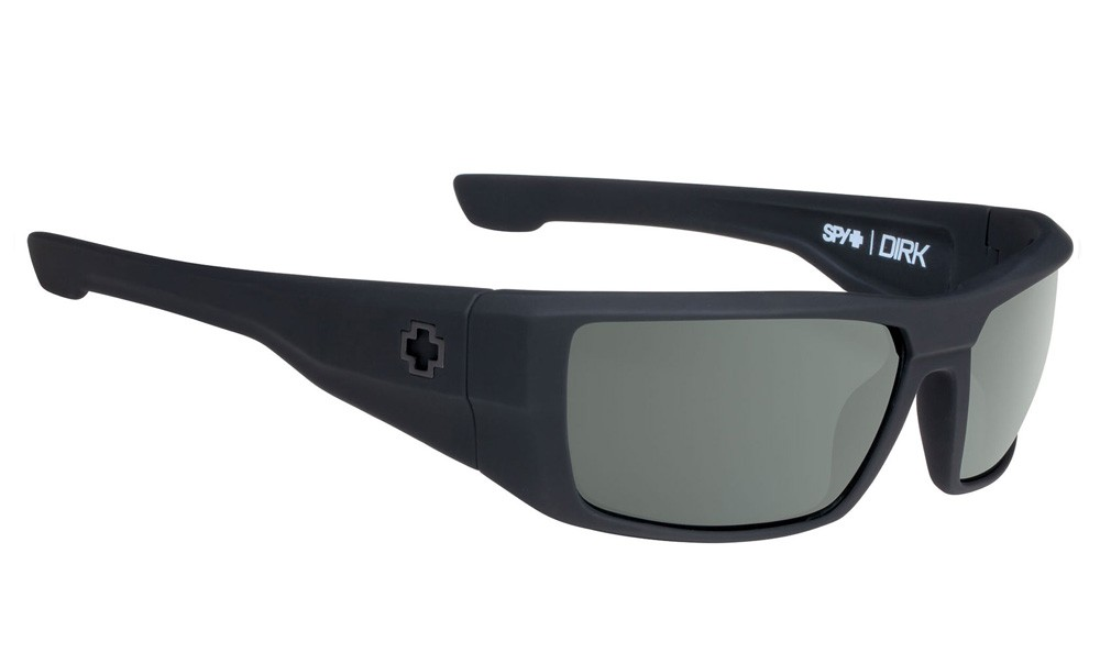 63d81840f4395 SPY OPTIC Dirk Soft Matte Black - Happy Gray Green