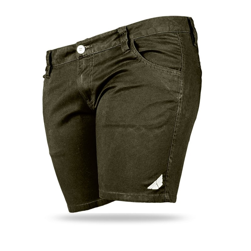 Fly Racing Short Girls MID olive