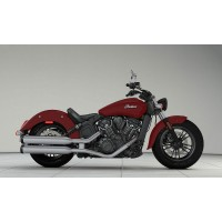 INDIAN Scout Sixty Indian Red