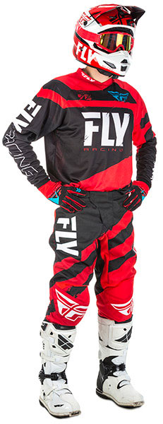 Fly Racing F-16 Rot / Schwarz