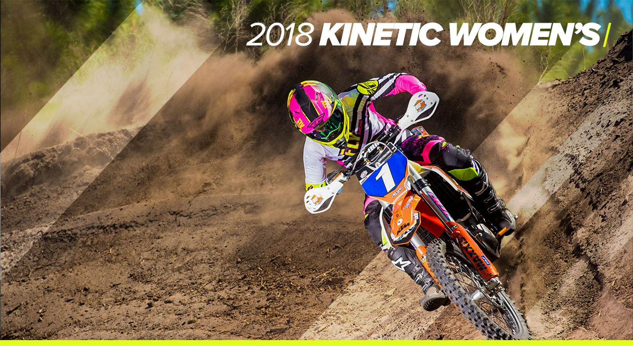 Fly Racing Kinetic Women