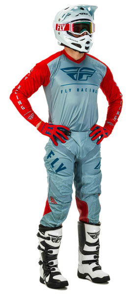 Fly Racing Lite  Rot / Slate / Navy