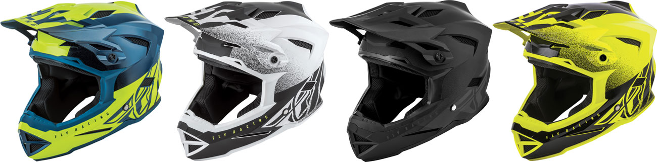 Fly Racing MTB DEAULT Helm