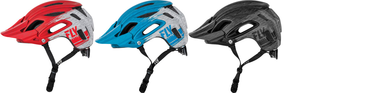 Fly Racing MTBFREESTONE RIPA Helm